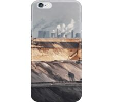 layers and patches iPhone Case/Skin