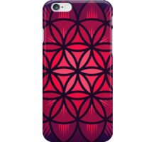Purple Flower of Life iPhone Case/Skin