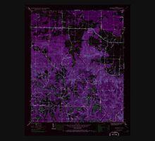 USGS TOPO Map Alabama AL Newburg 304663 1945 24000 Inverted Unisex T-Shirt