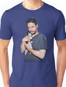 James Franco's Cat Unisex T-Shirt