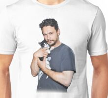 James Franco's Cat Unisex T-Shirt