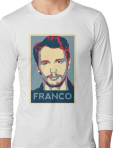 Vote For Franco Long Sleeve T-Shirt