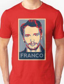 Vote For Franco Unisex T-Shirt