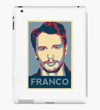 Vote For Franco iPad Case/Skin