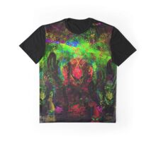 Deep Sea Psychedelia Graphic T-Shirt