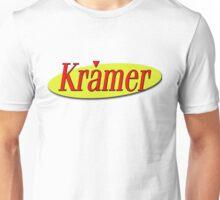 Kramer - Seinfeld Logo Unisex T-Shirt