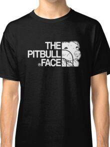 THE PITBULL FACE Classic T-Shirt