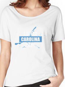 I bleed Carolina blue Women's Relaxed Fit T-Shirt