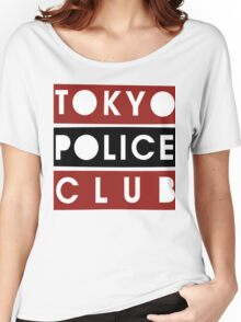 Tokyo Police Club Women's Relaxed Fit T-Shirt