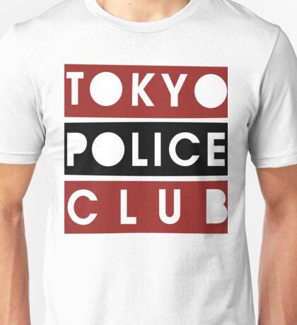 Tokyo Police Club Unisex T-Shirt