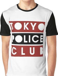 Tokyo Police Club Graphic T-Shirt