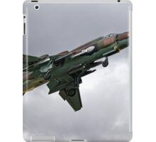 Sukhoi Su-22M-4 Fitter-K Red 9616 iPad Case/Skin