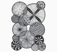 Zentangle®-Inspired Art - ZIA 53 Kids Tee