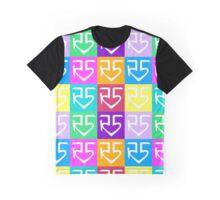 R5 rainbow tile  Graphic T-Shirt
