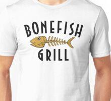 Bone Fish grill Unisex T-Shirt
