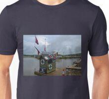 West Bay Boat Hire.....Dorset UK Unisex T-Shirt