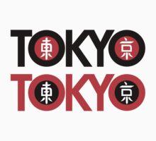 Take Me to Tokyo Tokyo Kids Tee