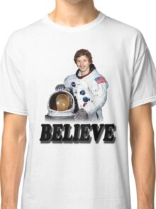 Michael Cera Believes in You Classic T-Shirt