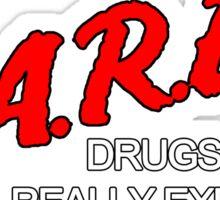 D.A.R.E. Sticker