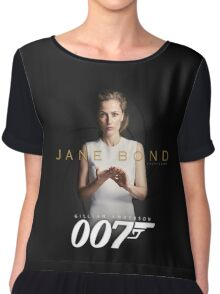 Jane Bond Chiffon Top