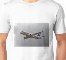 Sukhoi Superjet 100/95 97005 Unisex T-Shirt