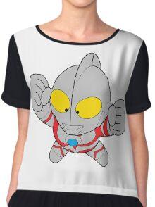 Ultraman Chiffon Top