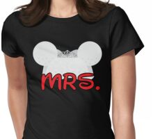 Character Inspired Mrs. Womens Fitted T-Shirt