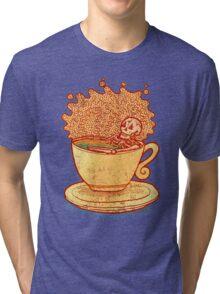 Tea Team Tri-blend T-Shirt