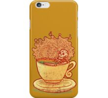 Tea Team iPhone Case/Skin