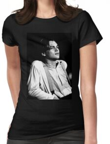 leonardo dicaprio Womens Fitted T-Shirt