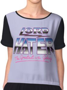 Lord Hater-the greatest in the galaxy Chiffon Top