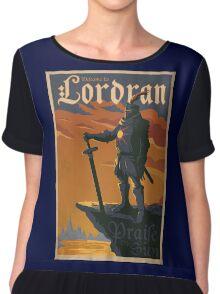 lordran Chiffon Top