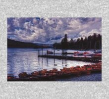 Boats at Bowness One Piece - Long Sleeve