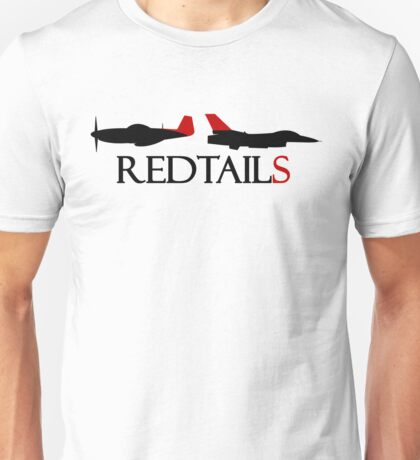 100th FS Red Tails Tuskegee Airmen Alabama ANG Unisex T-Shirt