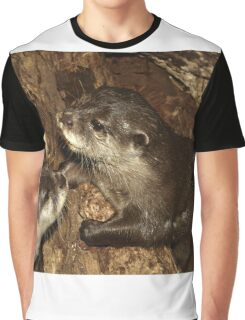 Otters  Graphic T-Shirt