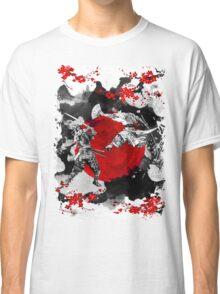 Samurai Fighting Classic T-Shirt