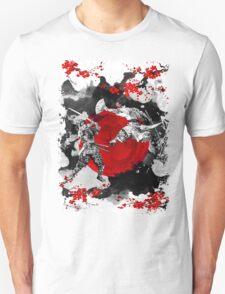 Samurai Fighting Unisex T-Shirt