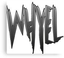 whyel design Canvas Print
