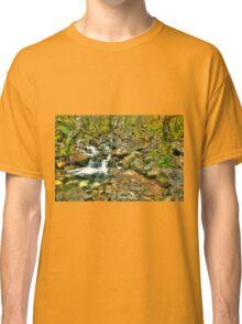 mountain stream Classic T-Shirt