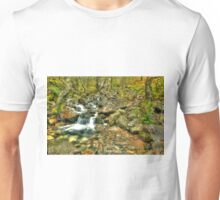 mountain stream Unisex T-Shirt