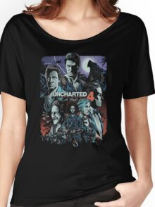 Uncharted 4 [4K] Women's Relaxed Fit T-Shirt
