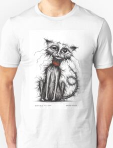 Horrible the cat Unisex T-Shirt