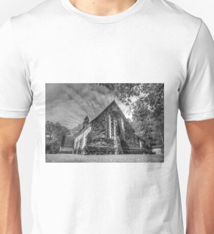 The Church at Balquhidder, Unisex T-Shirt