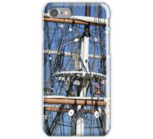 YARD ARMS AND RIGGING iPhone Case/Skin