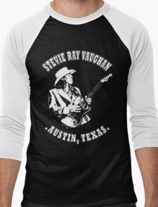 Stevie Ray Vaughan Men's Baseball ¾ T-Shirt