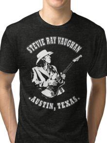Stevie Ray Vaughan Tri-blend T-Shirt
