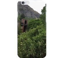 abandoned building iPhone Case/Skin
