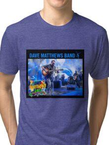 Dave Matthews Band SUMMER TOUR 2016 Tri-blend T-Shirt