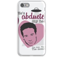 David Duchovny, why don't you love me? iPhone Case/Skin