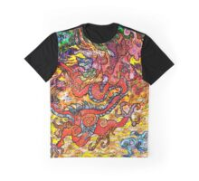 Gorgana Griffina Graphic T-Shirt